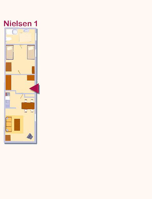 Küchenzeile Clipart ~ ferienhaus nielsen auf sylt gepflegte ferienwohnungen in westerland, sylt